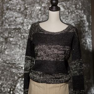 Loft Sequin Accented Sweater